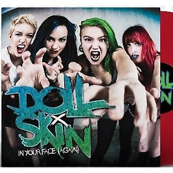 Doll Skin - In Your Face (Again) [Vinyl] USA import