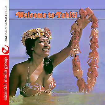 Nat Mara - Welcome to Tahiti [CD] USA import
