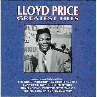 Lloyd Price - Greatest Hits [CD] USA import