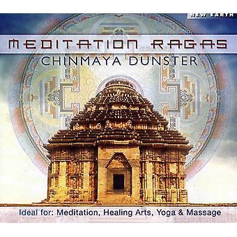 Betina Dunster - Meditation Ragas [CD] USA import