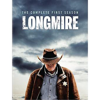 Longmire: Sezon 1 [Płyta DVD] USA import
