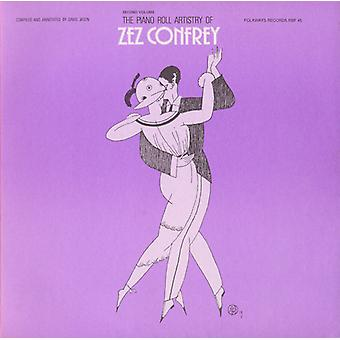 Zez Confrey - Piano Roll artisteri av Zez Confrey [CD] USA import