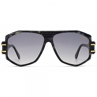 Cazal Legends 163 Pilot Sunglasses In Grey Camouflage