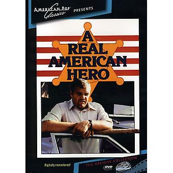 Real American Hero (1978) [DVD] USA import