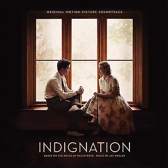 Importación de Jay Wadley - indignación - O.S.T. [CD] Estados Unidos