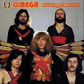 Omega - antologi 1968-1979 [CD] USA importerer
