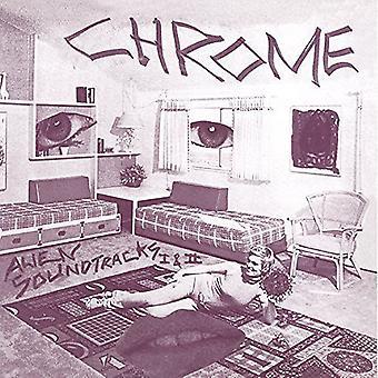 Chrome - främmande ljudspår jag & II [CD] USA import