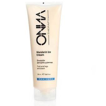 Onna Therapy Feet and legs Mandarin emulsion Ice cream 500 ml