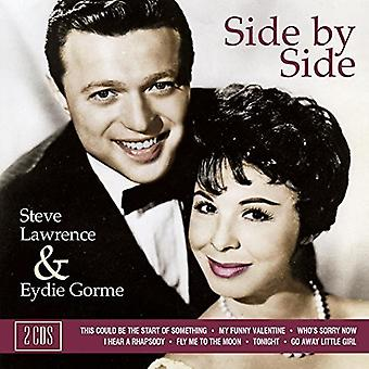 Steve Lawrence & Eydie Gorme - Lawrence Steve & Eydie Gorme-Side by S [CD] USA import