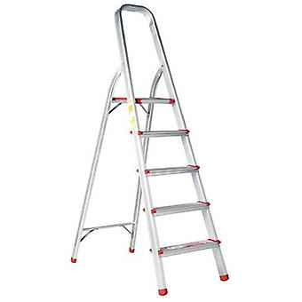 Oryx Aluminum Ladder 6 Rungs Domestica (DIY , Tools , Stairs and stools)