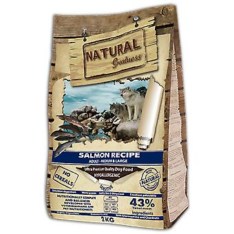 Natural Greatness Salmon Sensitive Recipe (Dogs , Dog Food , Dry Food)