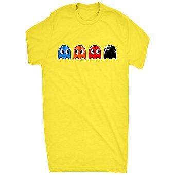 Gerenommeerde grappig leuke vriendelijke 8 Bit Ghosts en Dark degene