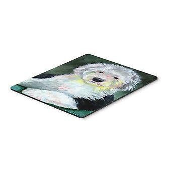 Carolines Treasures  7252MP Old English Sheepdog Mouse Pad / Hot Pad / Trivet