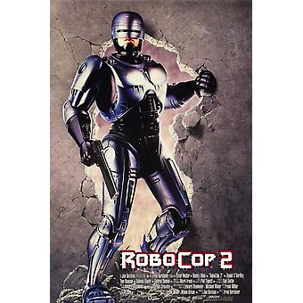 RoboCop 2 Movie Poster (11 x 17)