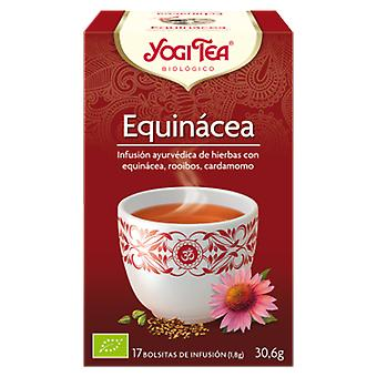 Yogi Tea Protection Inf Echinacea 17 Bags (Herbalist's , Infusions)