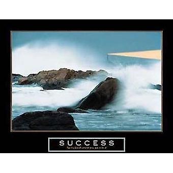 Éxito - Faro Poster Print (28 x 22)