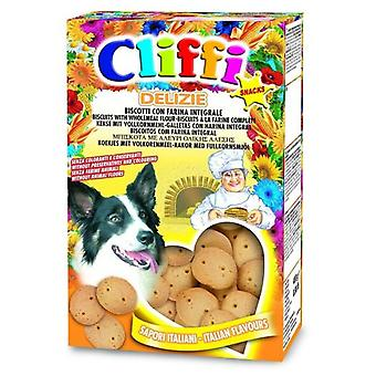 Cliffi Delicious 400Gr (Integral Cookies) (Dogs , Treats , Biscuits)