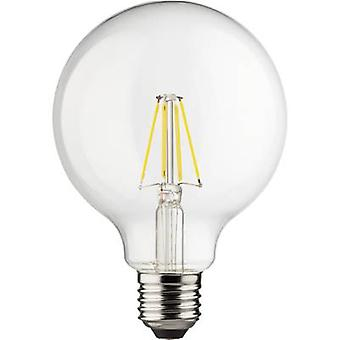 LED E27 Globe 8 W = 75 W Warm white (Ø x L) 95 mm x 140 mm EEC: A++ Müller Licht dimmable, Filament 1 pc(s)