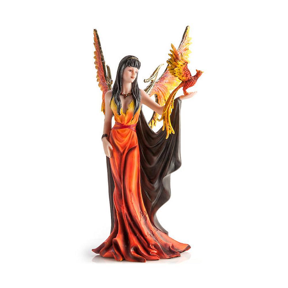 Fairy With Phoenix