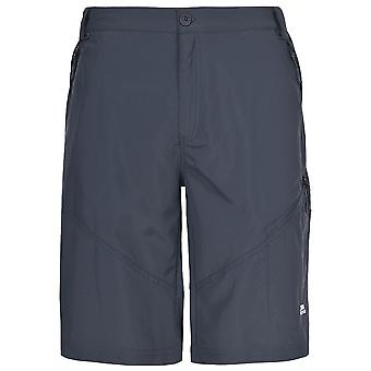 Trespass Mens Pentas Wicking Cool Summer Walking Shorts
