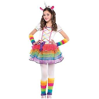 Amscan Rainbow Unicorn Costume (Babies and Children , Costumes)