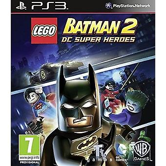 Lego Batman 2 DC Super Heroes Essentials PS3 Game