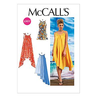 Misses' Dresses and Belt-XS-S-M -*SEWING PATTERN*