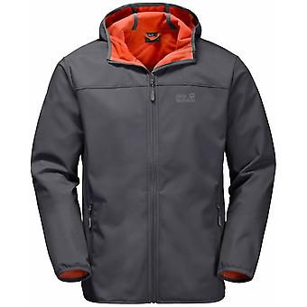 Jack Wolfskin Mens Northern Point Jacket Wind Protection Breathability