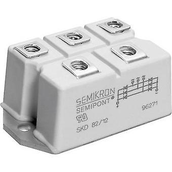 Semikron SKD62/16 Diode bridge G36 1600 V 86 A 3-phase