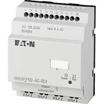 PLC controller Eaton easy 512-AC-RCX 274105 115 V AC, 230 V AC