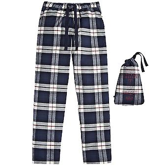 Joules Mens Sleeperch Super Soft Cotton Lounge Trousers