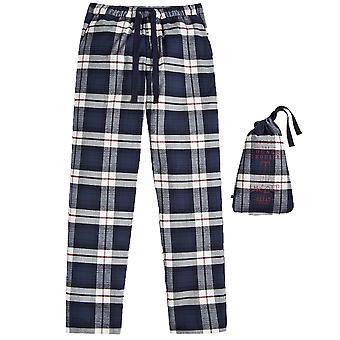 Dżuli Mens Sleeperch bawełny salon spodnie