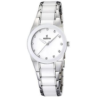 Festina Damen-Armbanduhr Keramik F16534-3
