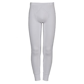Jockey moderne thermische Y-Front Long John White