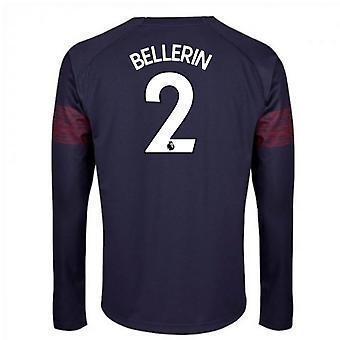 2018-2019 Arsenal Puma Away Long Sleeve Shirt (Bellerin 2)