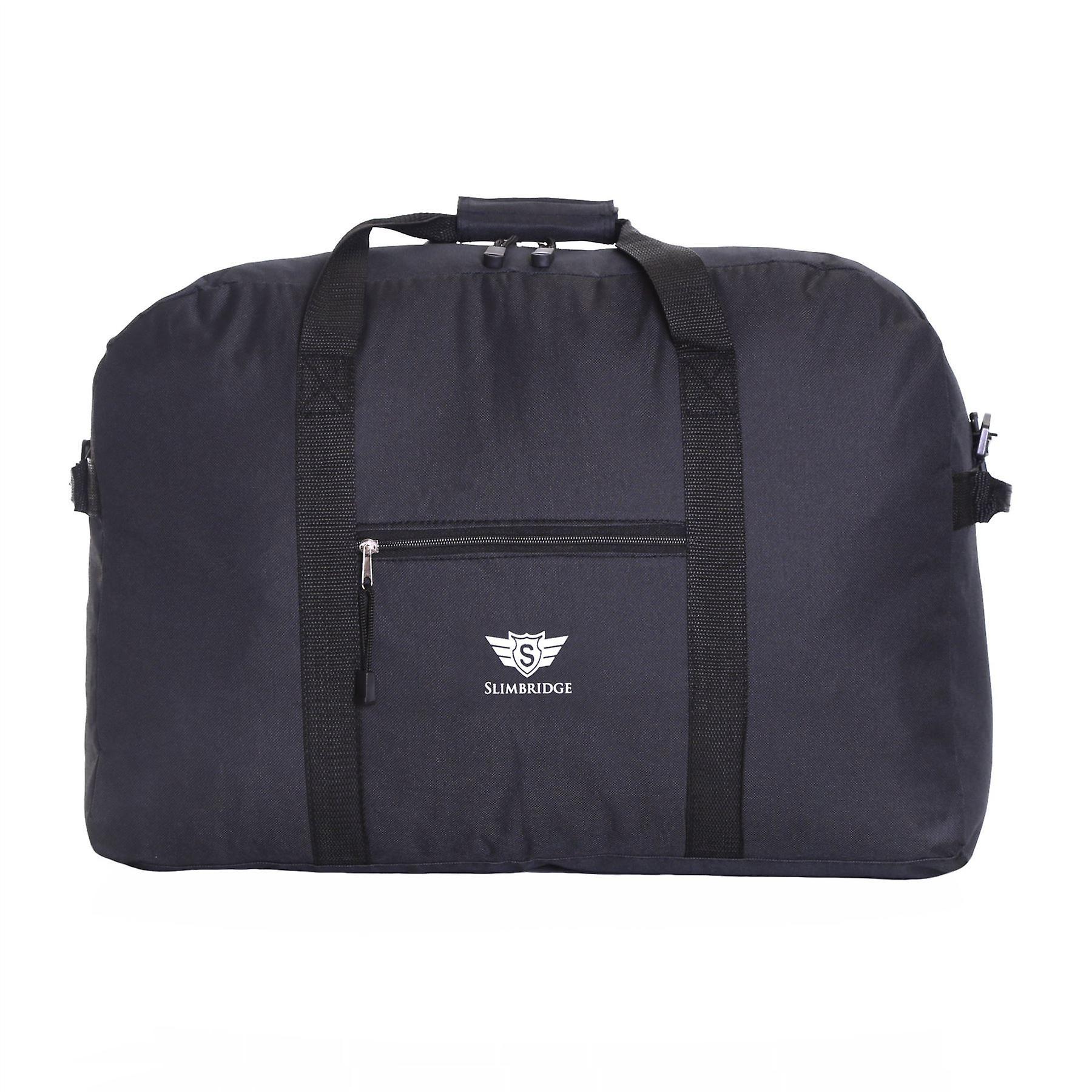 Slimbridge Tarbet 55 cm Cabin Approved Bag, Black