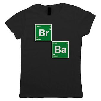 Brom Barium, Damen-T-Shirt