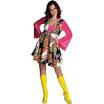 Women costumes Women Fantasy 70 's dress