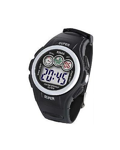 Waooh - Watch XINJIA LCD XJ-810 Black