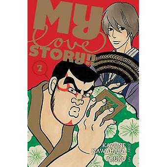 Mi historia de amor!! -7 de Kazune Kawahara - Aruko - 9781421582139 reserva