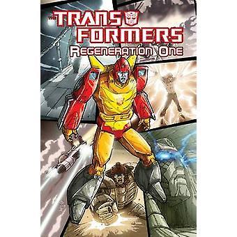 Transformatorer - regenerering One - volym 4 av Guido Guidi - Simon Furm