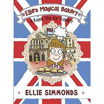 Ellie van magische bakkerij - een Royal Tea voor Royalty door Ellie Simmonds - 9