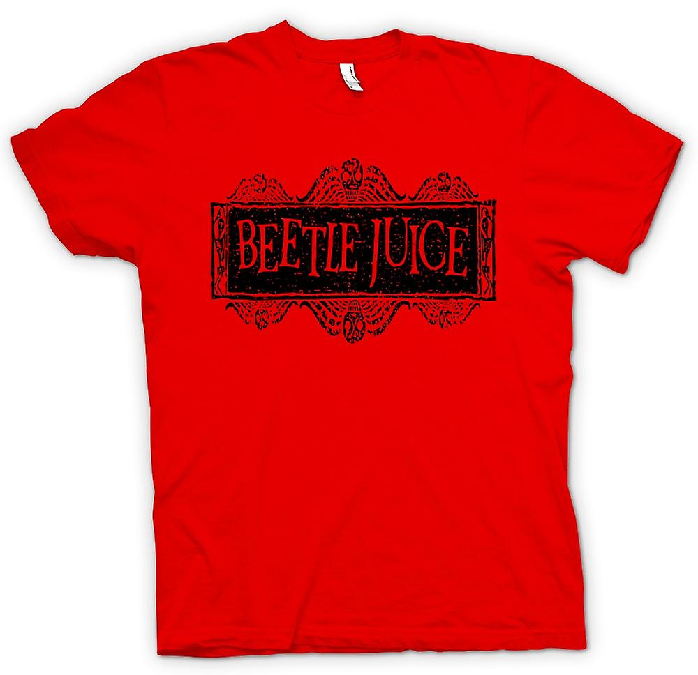 Mens t-shirt - Beetlejuice - Commedia - Horror - Funny