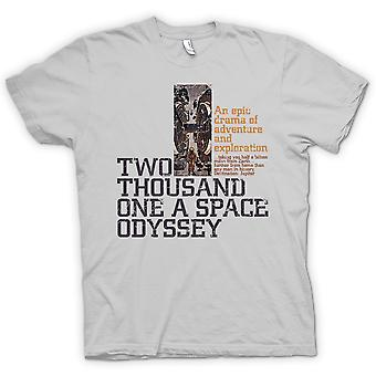Damska koszulka-2001 Odyseja kosmiczna - Kubrick