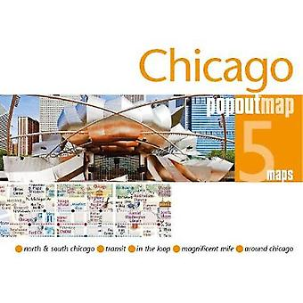 Chicago PopOut Map by PopOut Maps - 9781910218495 Book