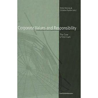 Corporate Values and Responsibility - The Case of Denmark by Christina