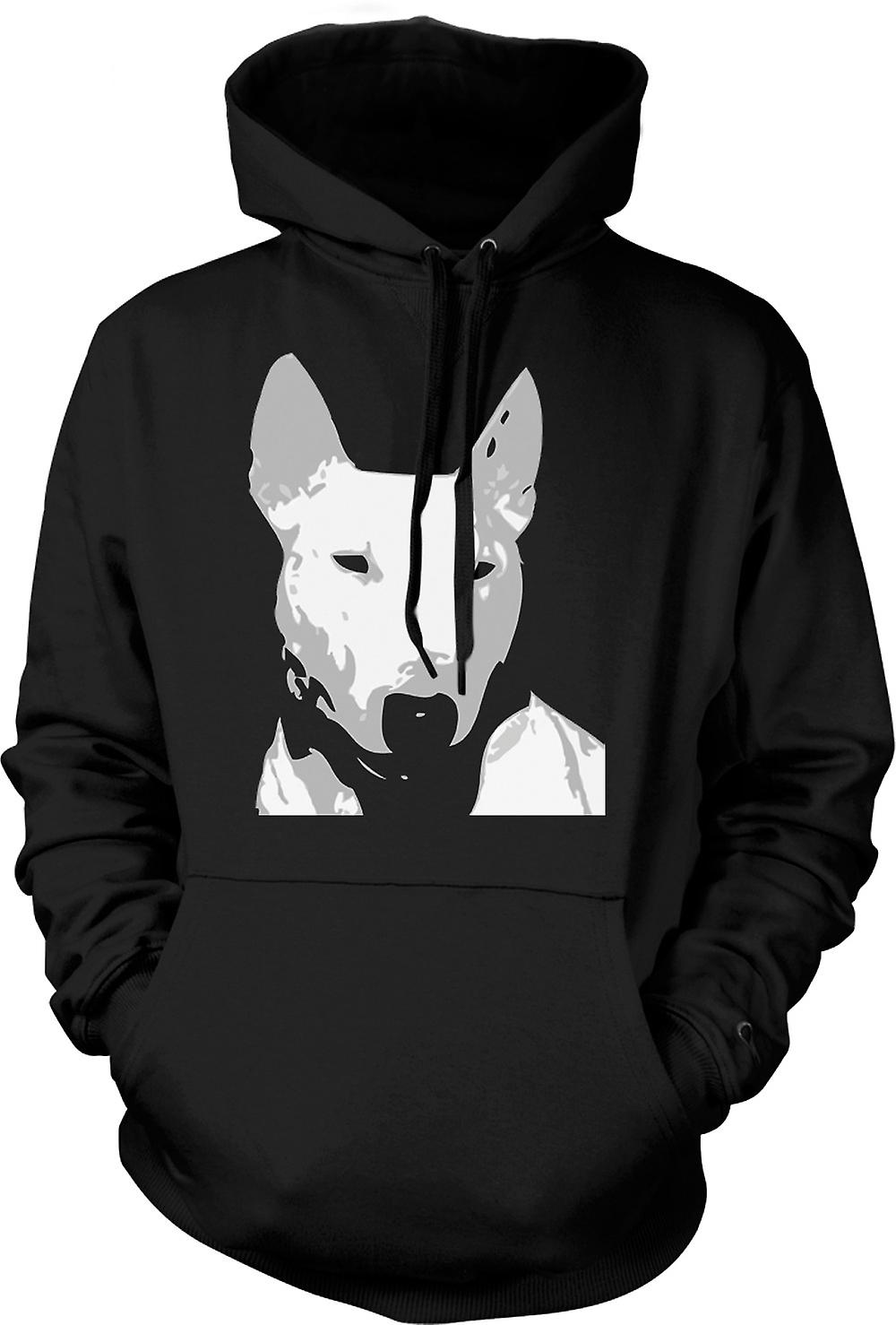 Kids Hoodie - English Bull Terrier - Pet Dog