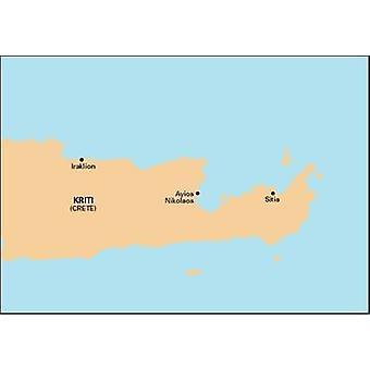 Imray Chart G38 - Nisos Kriti (East) (New edition) by Imray - 97818462
