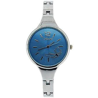 The Olivia Collection Ladies Blue Dial Bracelet Strap Dress Watch COS29