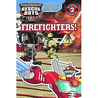 Training Academy: Brandmän (pass att läsa nivå 2)